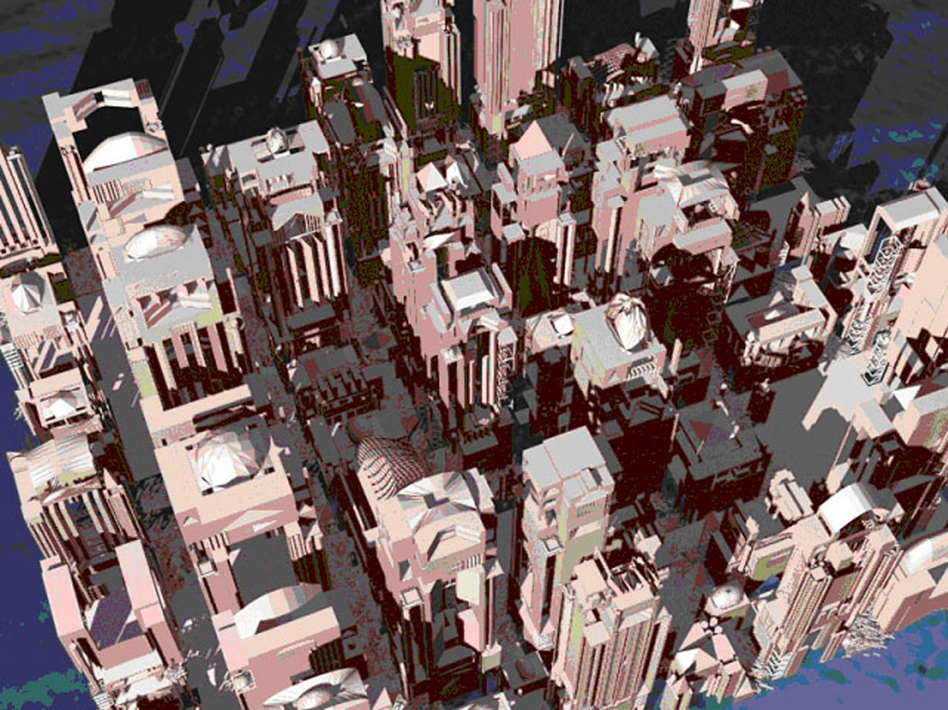 generative NYC architectures